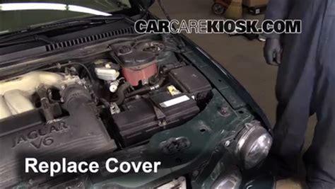 Jaguar S Type Battery Replacement by How To Jumpstart A 2002 2008 Jaguar X Type 2005 Jaguar X