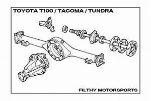 snap 1998 toyota tacoma 4wd front wheel bearing With snap circuit toy