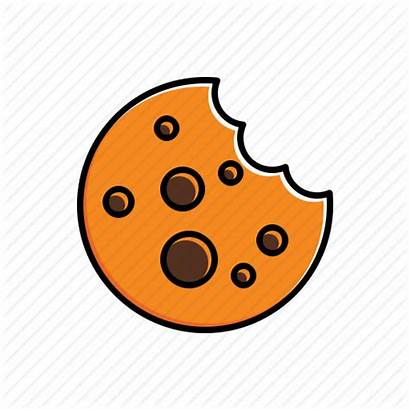 Cookie Bite Cookies Icon Icons