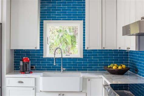bright kitchen tiles 8 ways to make a small kitchen sizzle diy 1805