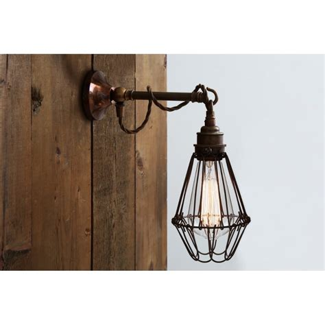 mullan lighting mlwl192satbrs edom industrial cage wall