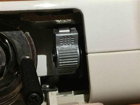 Sewing Machine Feed Dog Problems