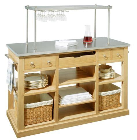une desserte de cuisine meuble de cuisine maison strosser l 39 entre deux objet
