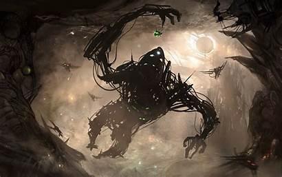 Sci Fi Monster Monsters Wallpapers Desktop Backgrounds
