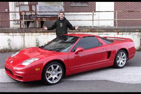 here s why this acura nsx is worth 125 000 autotrader