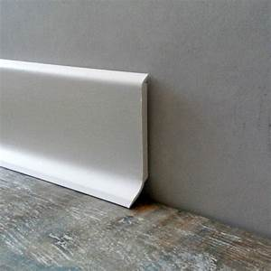Hauteur Plinthe Carrelage : plinthe pvc 80mm ~ Farleysfitness.com Idées de Décoration