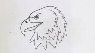 How to Draw an Eagle s...
