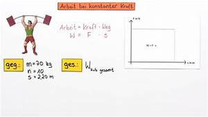 Arbeit Berechnen : integralrechnung anwendung in der physik mathematik online lernen ~ Themetempest.com Abrechnung