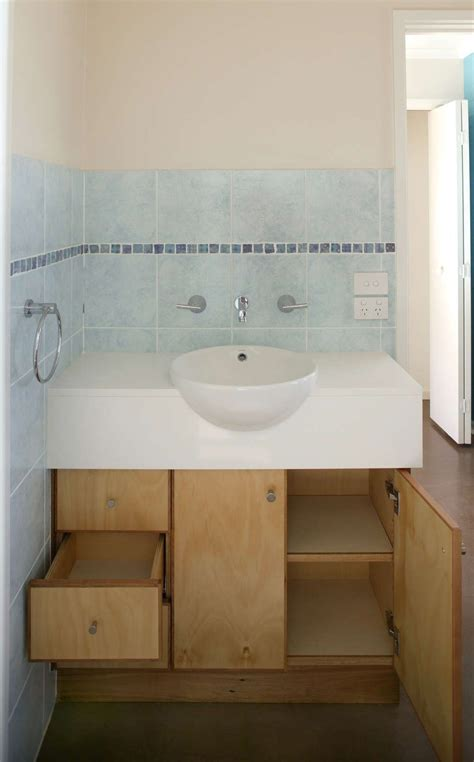 select custom joinery plywood vanities laundry