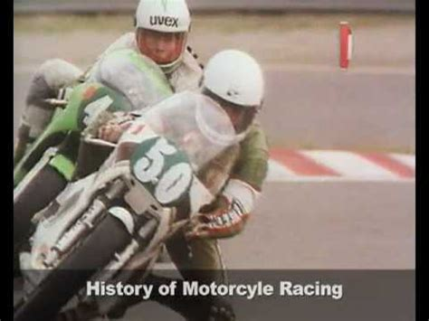 history of motocross racing history motorcycle racing youtube