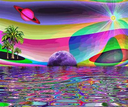 Paradise Space Tropical Animated Gifer License Px