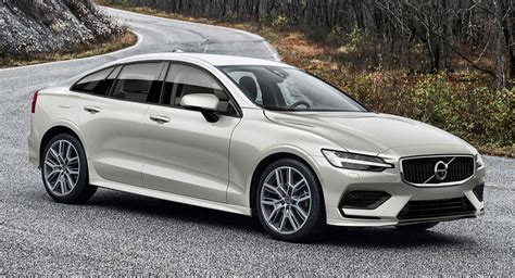2019 Volvo S60 Should Look Like New V60's Less Versatile