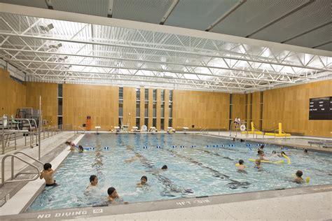 Kodiak Swimming Pool  Eci Alaska Architecture