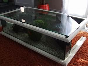 Troc Echange Table Basse Aquarium Sur France