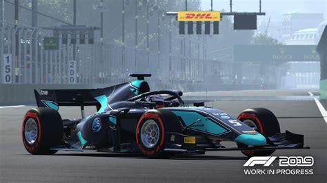 F1 2019 Release Formel 2 Neuheiten Und Innovationen