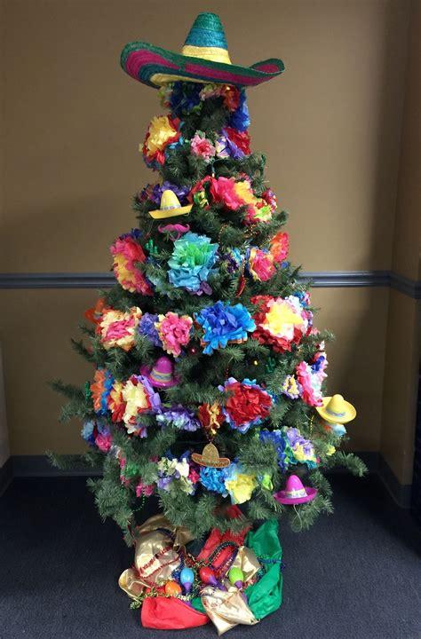 mexican christmas decorations ideas cinco de mayo tree cincodemayo mexico a tree for all seasons cinco de mayo
