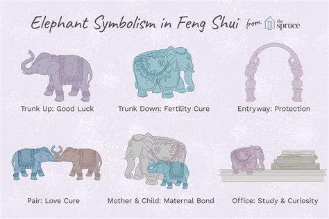 placement   elephant symbol  feng shui