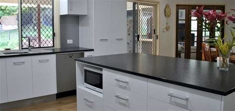 kitchen cabinets renovation contemporary island kitchen kitchen renovation brisbane 3204