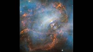 NASA's Hubble captures 'beating heart' of Crab Nebula ...
