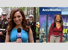Would You Wife That? Fox Weather Girl Maria Molina DeFY