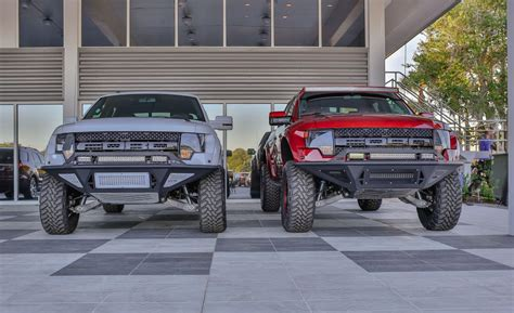 shop ford raptor stealth fighter front bumpers  add offroad