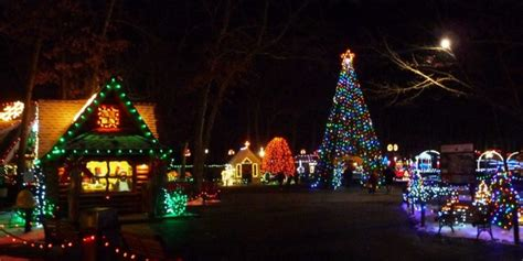 south jersey christmas light displays these 14 places in new jersey the best