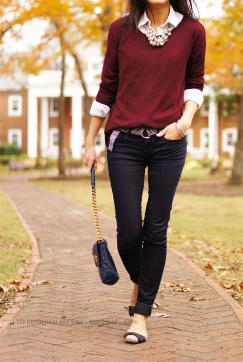 Theres Nothing More Fitting Than Burgundy Sweater Black