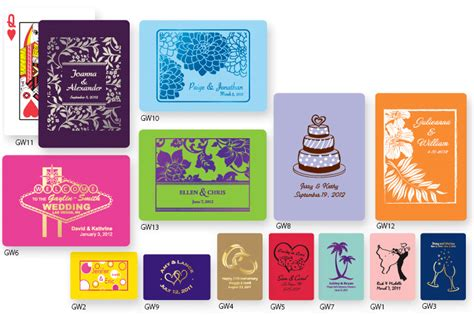 Foil Stamp Custom Playing Cards » Admagic
