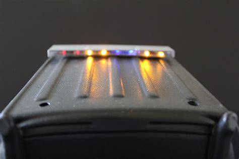 new rc 1 10 scale led light bar kit for traxxas