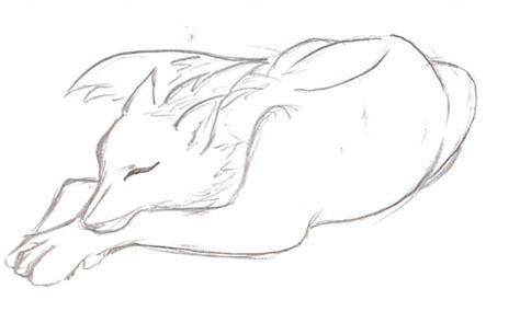 Sleeping Wolf By Damienmuerte On Deviantart