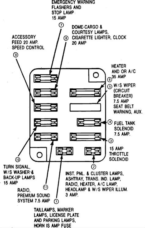 econoline   alpine model ventilation fan switch
