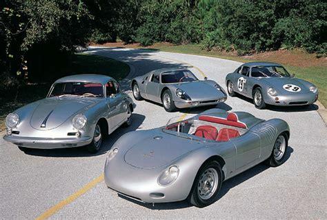 old porsche 10 classic porsche racers