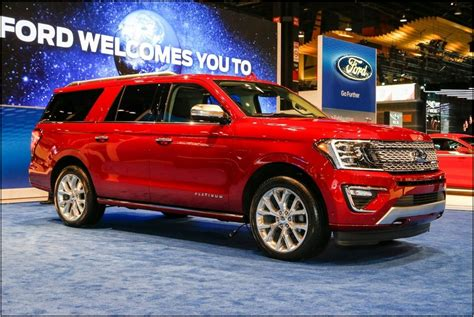 ford expedition el platinum release date redesign