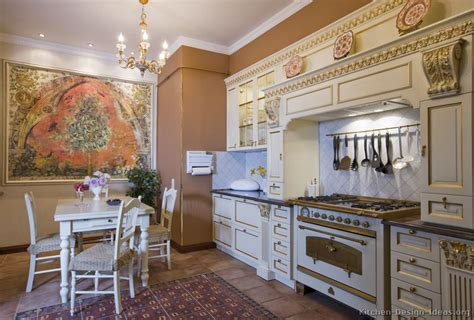 pictures  kitchens traditional gold kitchen cabinets