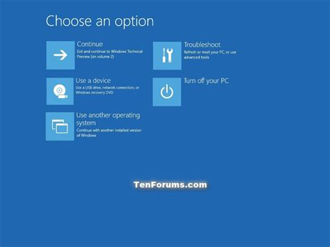 Enable Or Disable In Windows 10