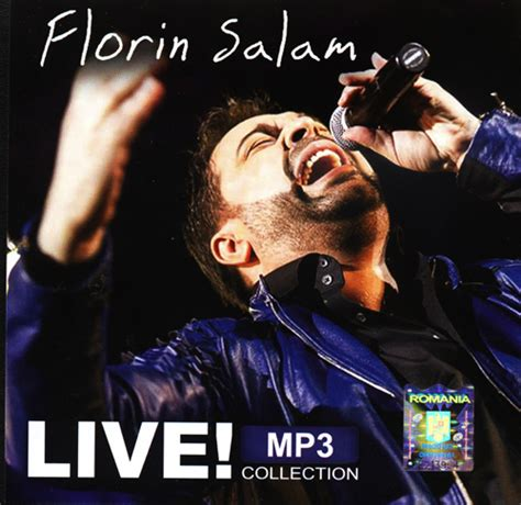 Florin Original florin salam live 2014 album mp3 cd original