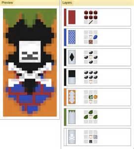 Minecraft Cool Banner Designs