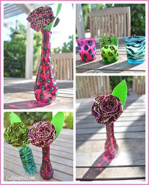 crafts for tweens tween vases diy for Diy