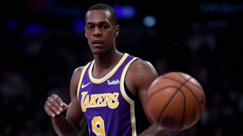 Los Angeles Lakers' Rajon Rondo (thumb) out for 6-8 weeks ...