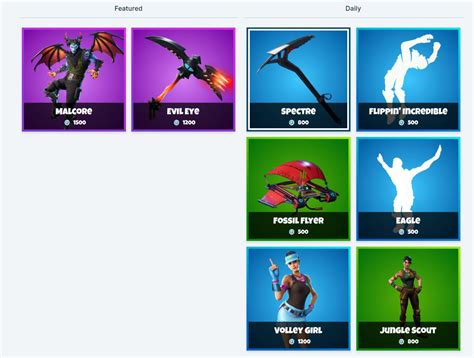 fortnite item shop  january  fortnite skins