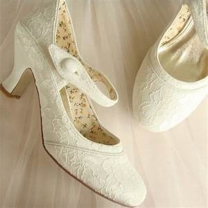 17 best images about wedding shoes on pinterest flats With wedding shoes for lace dress
