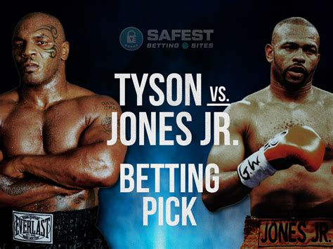 So he'd be, naturally, against just the persona alone of 'money' mayweather. Mike Tyson vs. Roy Jones - Fight Odds and Betting Prediction
