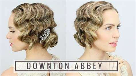 Easy 20s Hairstyles by Here S An Easy Way To Learn How To Finger Wave With A