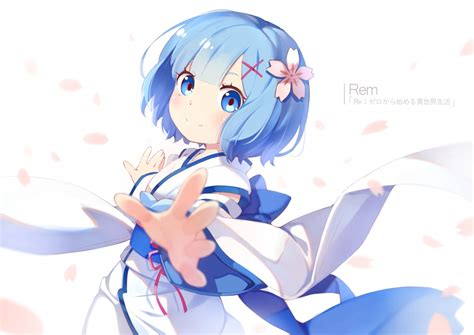 Loli Anime Wallpaper - wallpaper re zero starting in another world rem
