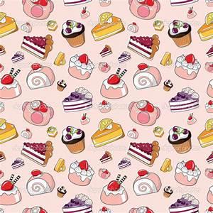 Cartoon Food Wallpaper - WallpaperSafari