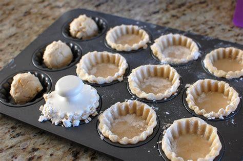 Homemade Mini Tart Shells (how To Make Tartlet Shells