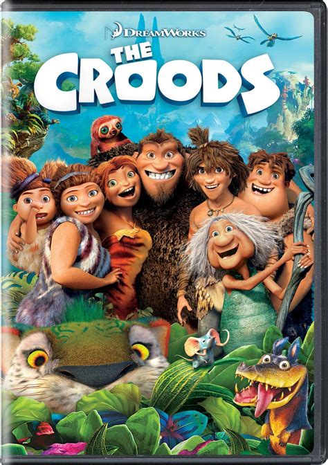 Amazon.com: Pms 11 Inch Dreamworks The Croods Soft Plush