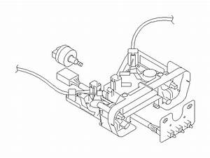Subaru Forester Hvac Blower Control Cable  Cable Mode