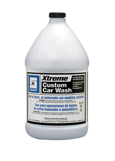 Xtreme Custom Car Wash®  Industrial Soap Company