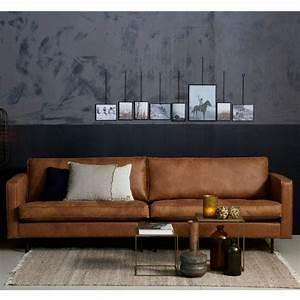 Couch Leder Cognac : 3 sitzer sofa rodeo classic echtleder leder lounge couch ~ A.2002-acura-tl-radio.info Haus und Dekorationen